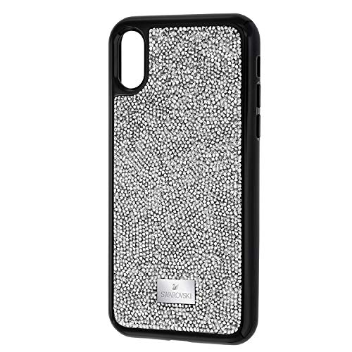Swarovski Glam Rock con paraurti Integrato, iPhone® X/XS, Grigio Custodia per Smartphone 5392053