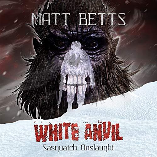 White Anvil audiobook cover art