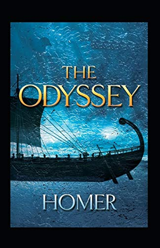 The Odyssey(classics illustrated)