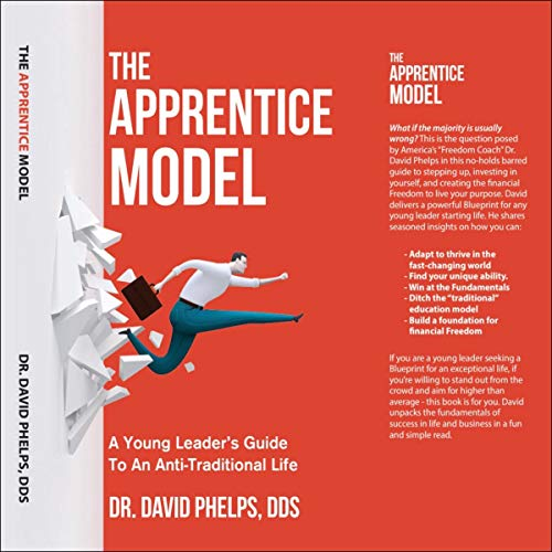 The Apprentice Model audiobook cover art