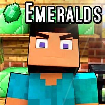 Emeralds - Minecraft Parody (feat. T.J. Brown)