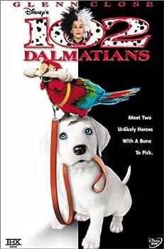 DVD 102 Dalmatians (Full Screen Edition) Book