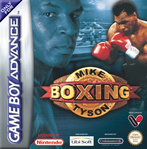 Preisvergleich Produktbild Mike Tyson Boxing