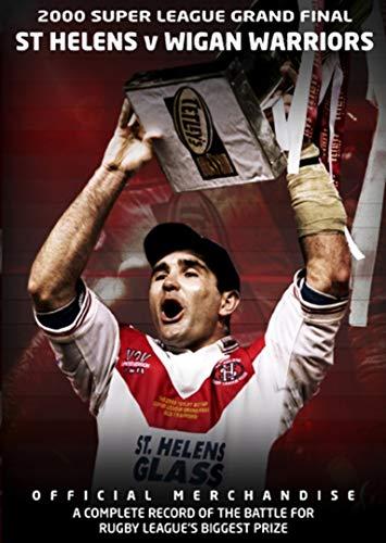 2000 Super League Grand Final - St Helens 29 Wigan Warriors 16 [DVD] [UK Import]