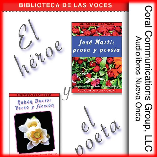 El heroe y el poeta [The Hero and the Poet] audiobook cover art