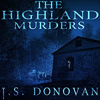 The Highland Murders, Book 1 audiobook cover art