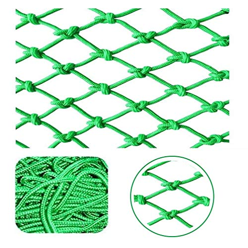 Purchase Xink-fhw Safety Rope Netting Green Rope Net Household Stairs Balcony Children Pet Toys Shat...