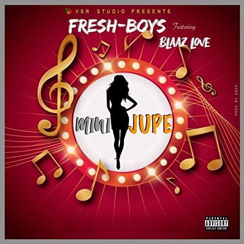 Fresh Boys feat. Blaaz Love