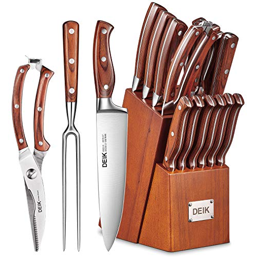 Deik Knife Set
