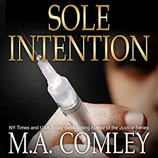 Sole Intention     Intention Series, Book 1              By:                                                                                                                                 MA Comley                               Narrated by:                                                                                                                                 Caryl Jones                      Length: 6 hrs and 36 mins     7 ratings     Overall 4.3