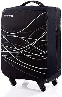 Samsonite - Funda plegable para equipaje, accesorio de viaje mediano, Negro, Una talla