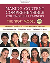 Best making content comprehensible for english learners Reviews