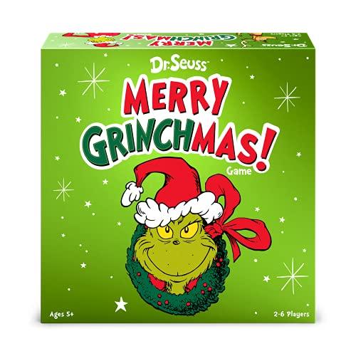 the whos Funko Pop! Dr. Seuss: Merry Grinchmas! Game