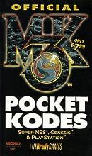 Mortal Kombat 3 Pocket Kodes