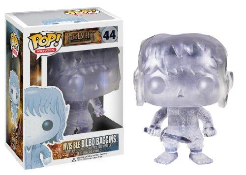 Funko Pop! El Hobbit: Bilbo Bolsón invisible