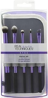 REAL TECHNIQUES Makeup Brush - Starter set Boxed - NIB