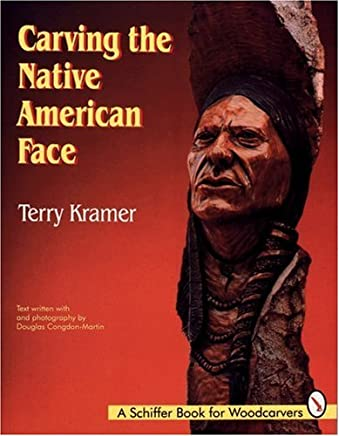 Carving the Native American Face