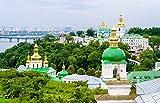 lunaprint View of Kiev Pechersk Lavra Orthodox Monastery