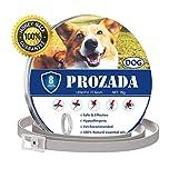 PROZADA Natural Collar Antiparasitario para Perros (8 Meses)...