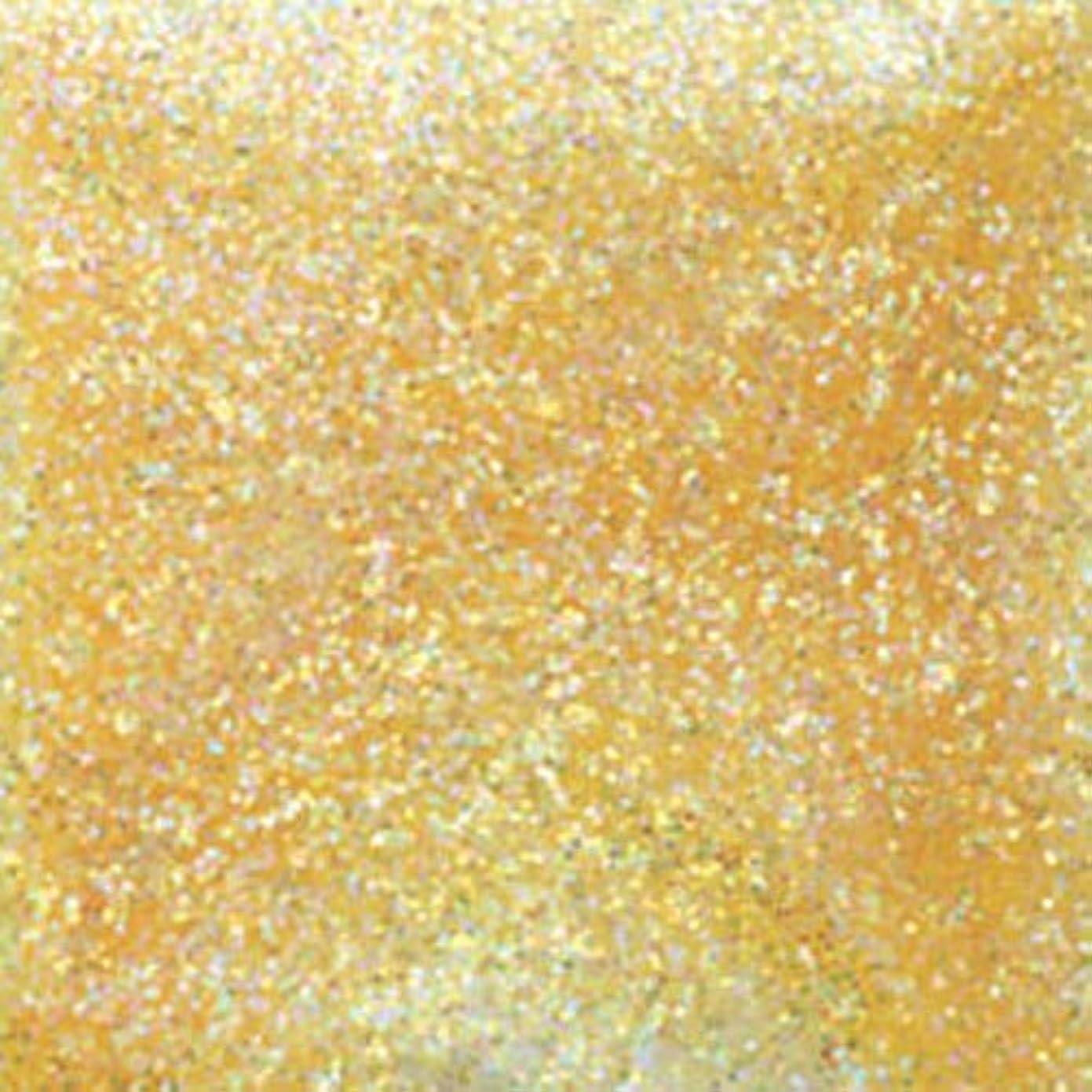 皮肉な技術糞ピカエース ネイル用パウダー ラメカラーレインボー M #421 イエロー 0.7g
