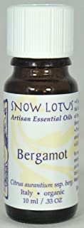 Snow Lotus Bergamot Organic Essential Oil 10 ml