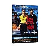 ASDZZ Boyz N The Hood Rating Poster, dekoratives Gemälde,