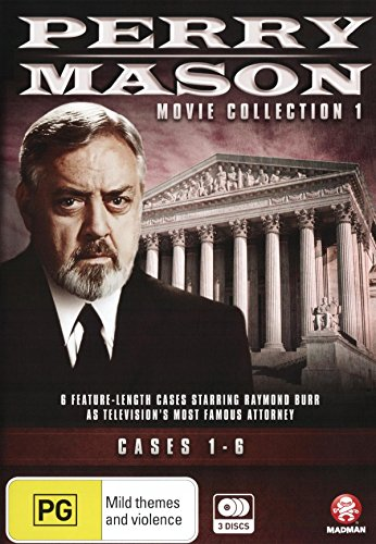 Perry Mason - Movie Collection 1 [Cases 1-6]