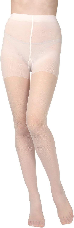MeMoi Essentials Control Top Satin Sheer Pantyhose