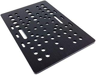 KLOP256 Perfil de placa de pórtico de perfil de ranura en V para máquina de uter CNC 20-80mm impresora 3D universal piezas...
