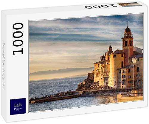 Lais Puzzle Camogli Liguria Italia 1000 Pezzi