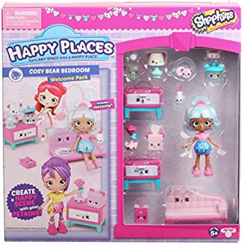 Shopkins Happy Places Season 3 Welcome Pack - | Shopkin.Toys - Image 1