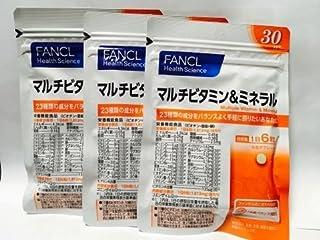 ファンケル マルチビタミン&ミネラル540粒(約90日分)