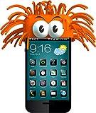 FoneFace CRASHTON Orange Phone Topper - Skin - Retail Packaging - Orange