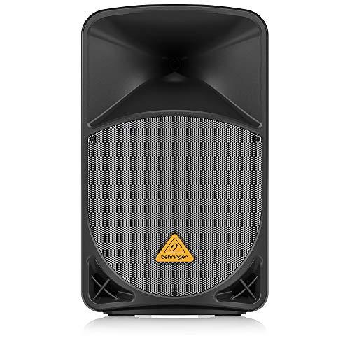 Behringer Eurolive B112MP3 2-Way 12 Inch 1000 Watts Powered PA Speaker