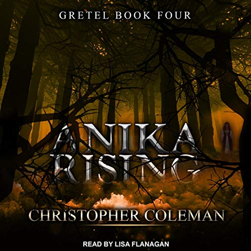 Anika Rising  By  cover art
