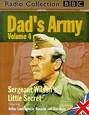 Dad's Army - Volume 4 - Sergeant Wilson's Little Secret