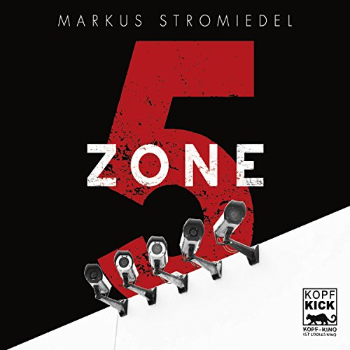 Zone 5 audiobook cover art