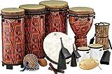 Remo Drum Set (PPWMDCCC)