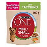 Purina One Umido Cane Mini Bocconi in Salsa controllo Del...