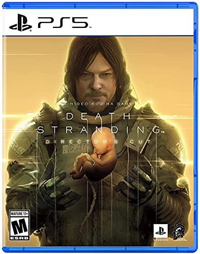 Death Stranding Director's Cut PS5  PlayStation Studios $49.99   Amazon   Amazon UK…
