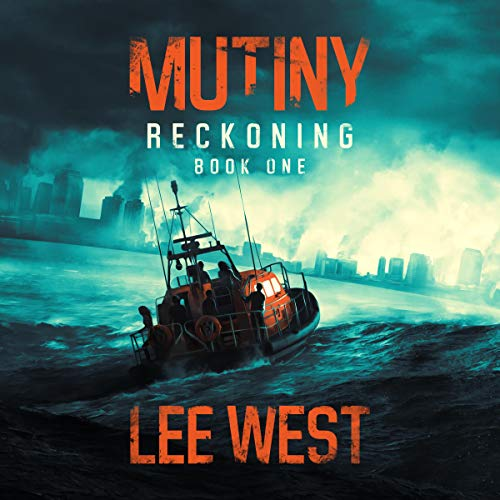 Mutiny: A Post-Apocalyptic Thriller audiobook cover art