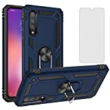 Phone Case for Xiaomi Mi 9 with Tempered Glass Screen