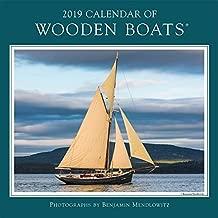 Wooden Boats 2019 Calendar
