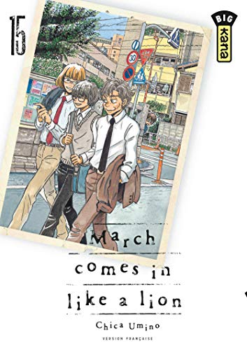 March comes in like a lion Edition simple Tome 15