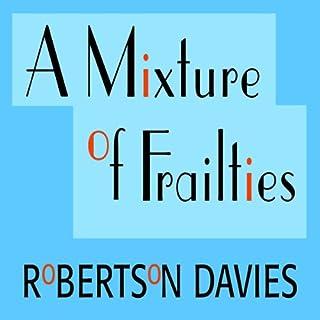 A Mixture of Frailties audiobook cover art