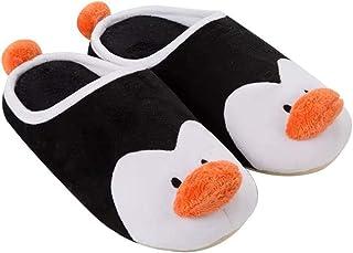 Holibanna Zapatillas de Animales para Niños Zapatillas de Interior de Pingüino para Niños Niñas