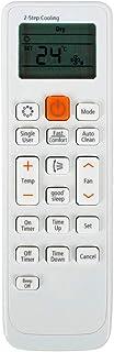 Calvas - Mando a distancia universal para aire acondicionado para Samsung DB93-14195B DB93-11115V DB93-11115R DB93-11115M con calor y refrigeración