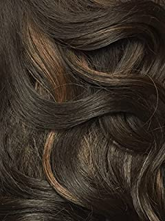 R&B COLLECTION 100% Human Hair Blended Lace Fornt Wig - HL-OMAHA (#F4/30)