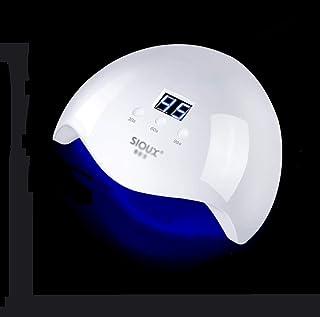 ネイル光線療法機械36Wスマート誘導は手乾燥機、10秒/ 30秒/ 60秒/ 99秒タイマー設定を傷つけません (色 : B)