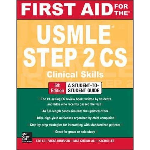First Aid Step 2 Cs 3rd Edition Pdf